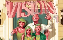 First Look at The Vision #1