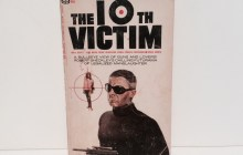 SCI-FI NERD: Saturday Matinee - The 10th Victim (1965): Sci-Fi Italian Style