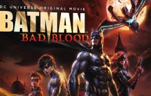 Blu-ray Shopping Bag: Batman: Bad Blood