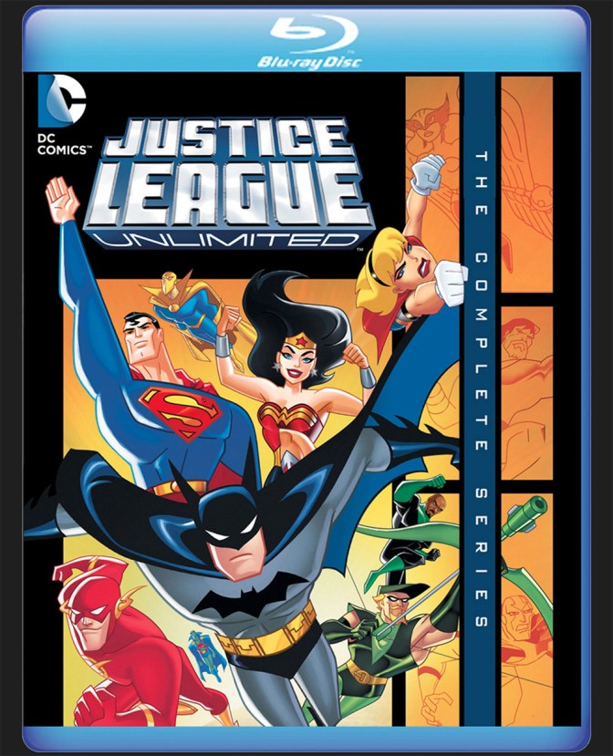 Justice League Unlimited CompleteSeries