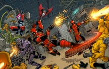 Deadpool and The Mercs For Money #1 Preview