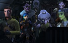 Star Wars Rebels: Legends of the Lasat - Clip and Images