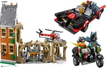 Lego Unleashes Classic 1960's Batcave!