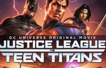 Justice League vs. Teen Titans - Trailer and Box Art