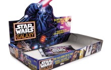 Star Wars Gaxaxy The Original Topps Trading Card Series Book Review