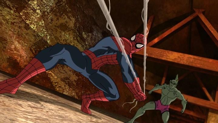 SPIDER-MAN, TRITON
