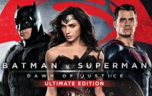 Warner Bros. Announces Batman v. Superman: Dawn of Justice Ultimate Edition