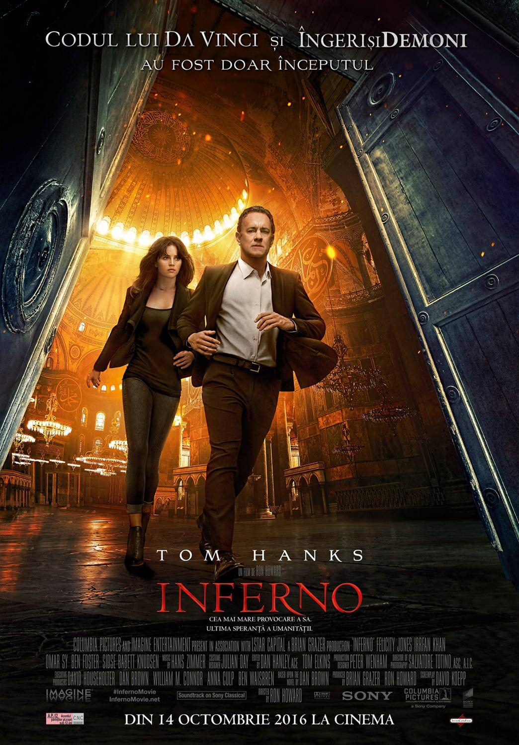 movie review inferno