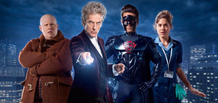 doctor who 2016 christmas special