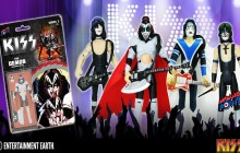 Entertainment Earth Unleashes KISS Series 3 figures!