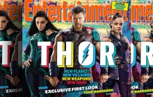 Thor: Ragnarok - Entertainment Weekly Releases FIRST LOOK