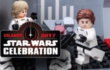 LEGO Exclusive Star Wars Celebration Set - Raffle Details!