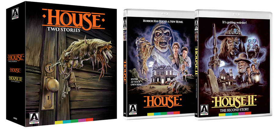 house box set