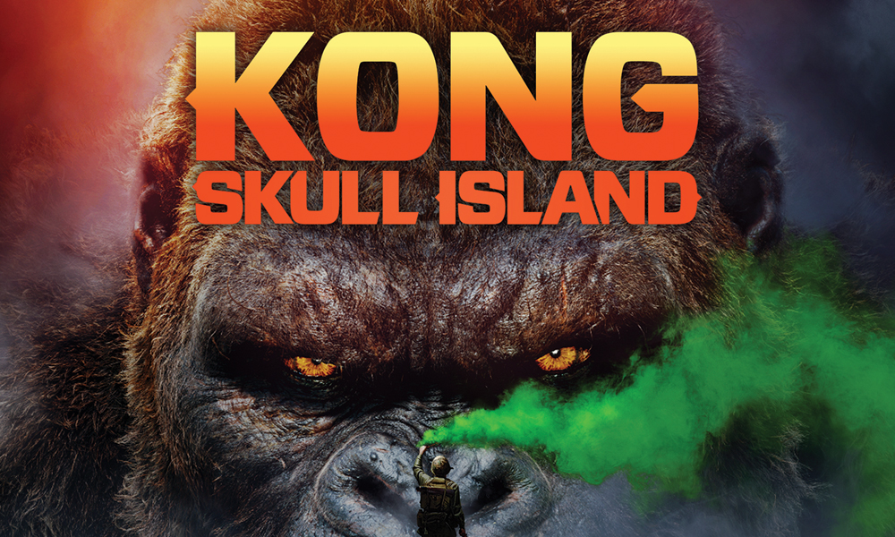 Kong Skull Island Review Dvd Release Date
