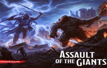 Assault of the Giants board game review