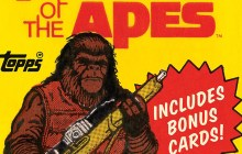 Planet of the Apes: The Original Topps Trading Card Series book review