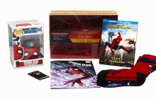 Spider-Man: Homecoming Limited-Edition Gift Box Available  Exclusively at Walmart
