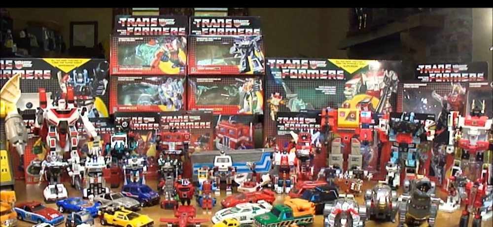 The Unofficial Guide to Vintage Transformers book Review