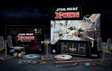 Fantasy Flight Announces Star Wars X-Wing Second Edition