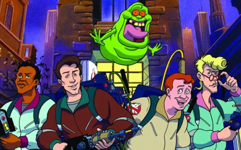 Diamond Select to release Real Ghostbusters action figures