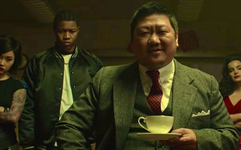 The Deadly Class Trailer Welcomes You Back To School