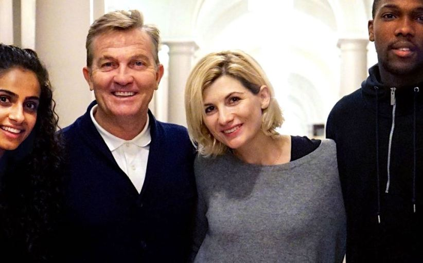 The New Dr. Who Teaser Takes Teasing Seriously