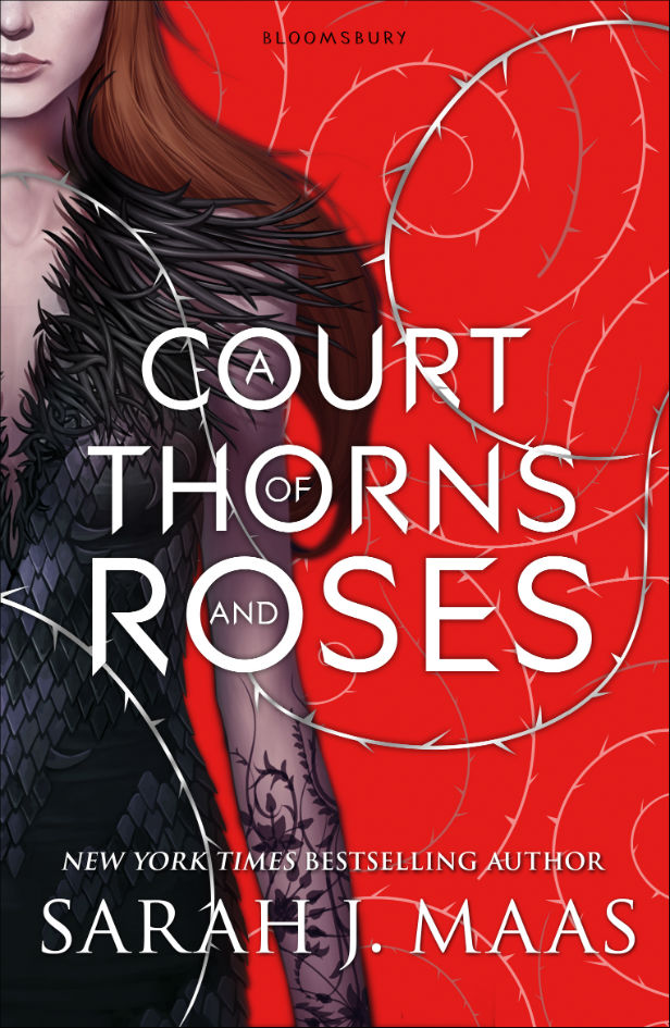 Feyre fights to survive in A Court Of Thorns And Roses
