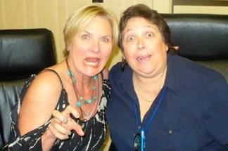 Denise with Torie Varkett