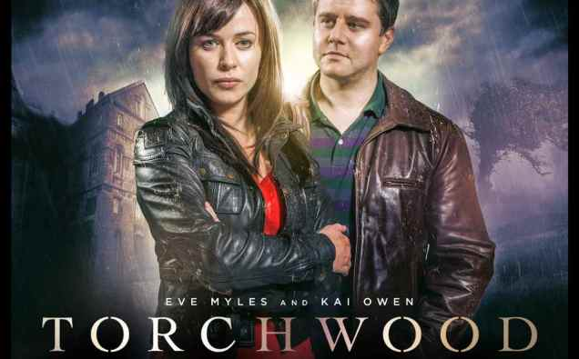 In Review: Big Finish: Torchwood: Forgotten Lives