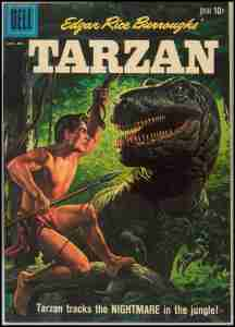 tarzan novel