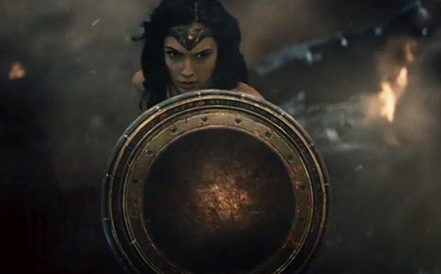 Gal Gadot in Patty Jenkins Wonder Woman