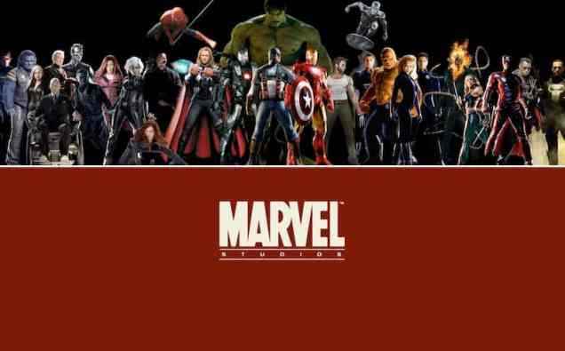 marvel comics based movies