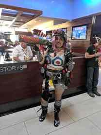 Luna Kitty Tank Girl