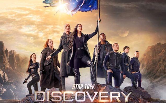 Star Trek Discovery: Season Three