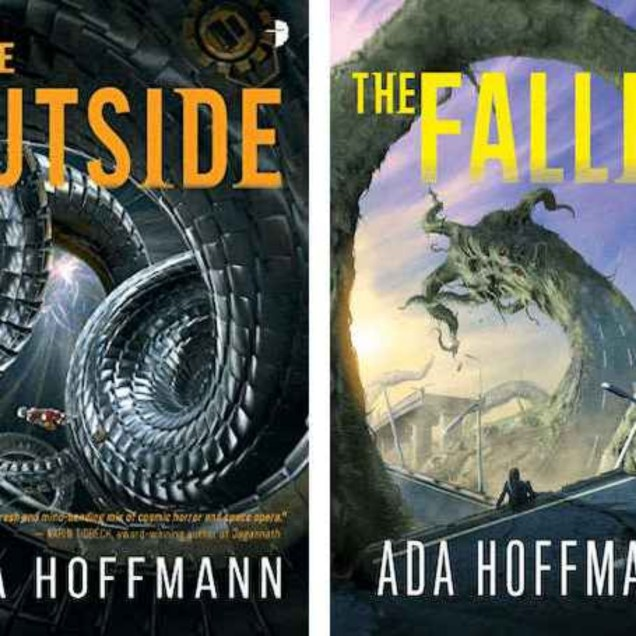 SFP-Now Chats to Ada Hoffman about her latest book The Fallen