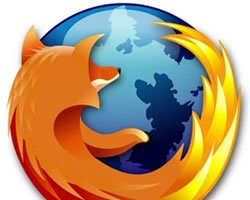 Firefox claims download success