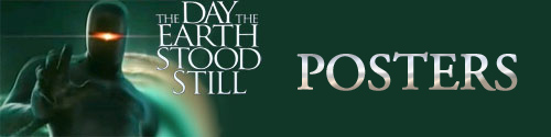 'The Day the Earth Stood Still' Posters
