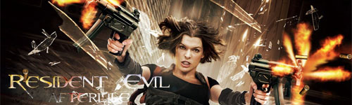 resident evil 4 Afterlife banner