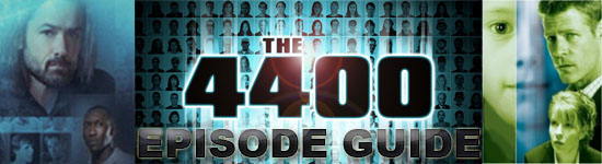 4400 Episode Guide