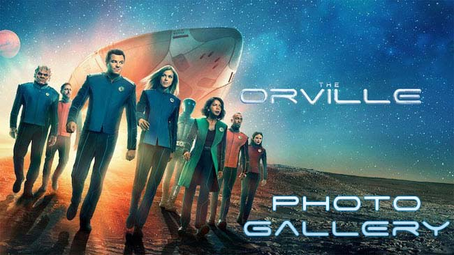 The Orville Photo Gallery