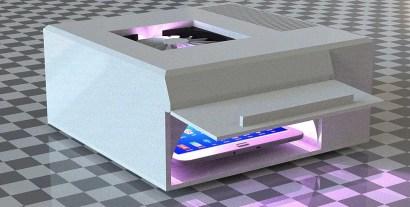 UV-Desinfektion