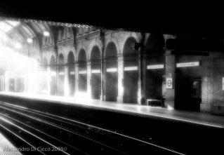 notting hill gate metropolitana tube