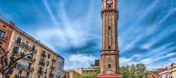 aça de la Vila de Gràcia, Barcellona
