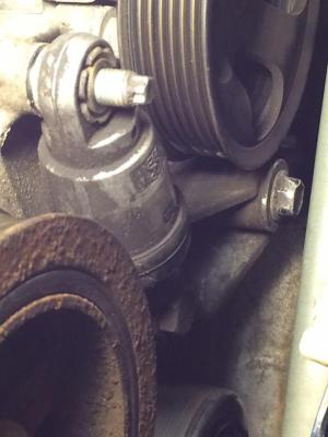 Service manual [2008 Scion Xd Tension Pulley Change]  Service Manual How To Replace A Tensioner
