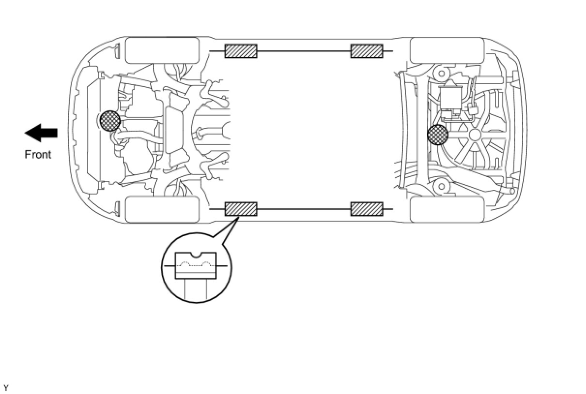 Location Of Front And Rear Jack Points