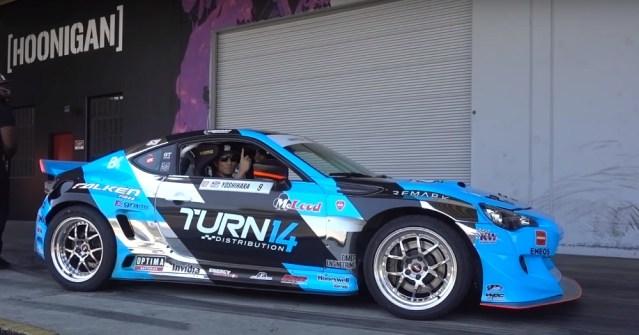 ScionLife.com Dai Yoshihara Subaru BRZ Formula Drift Car Build Hoonigan