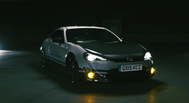 ScionLife.com Toyota GT86 Initial D Livery AE86