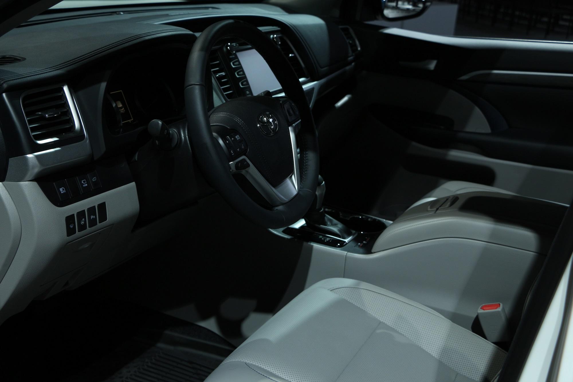 Scionlife.com Toyota 2017 2018 LA Los Angeles Auto Show Highlander Hybrid Sienna RAV4 4Runner Tacoma Tundra Sequoia Land Cruiser