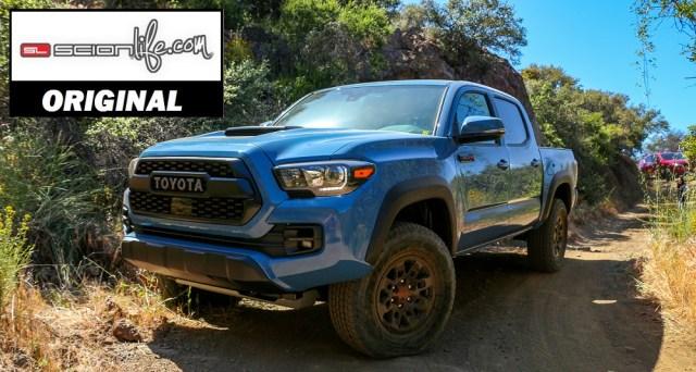 ScionLife.com 2018 Toyota Tacoma TRD Pro Drive Review