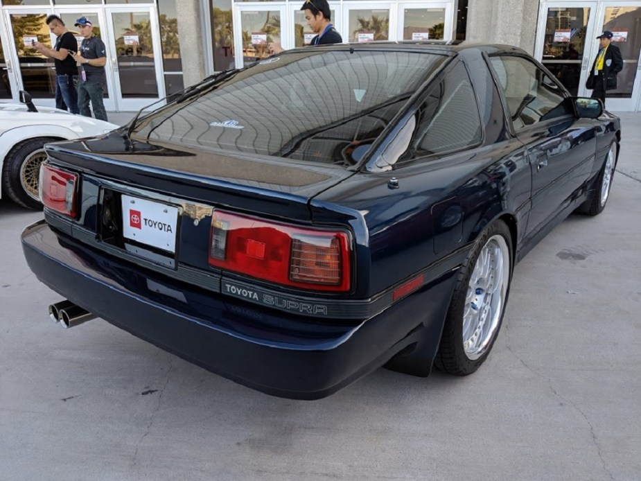 1988 Toyota Supra SEMA 2018